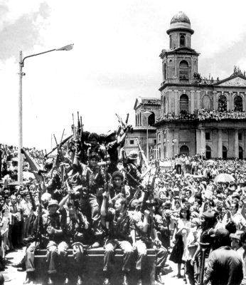 Saludo a 41 años del Triunfo de la Revolución Sandinista