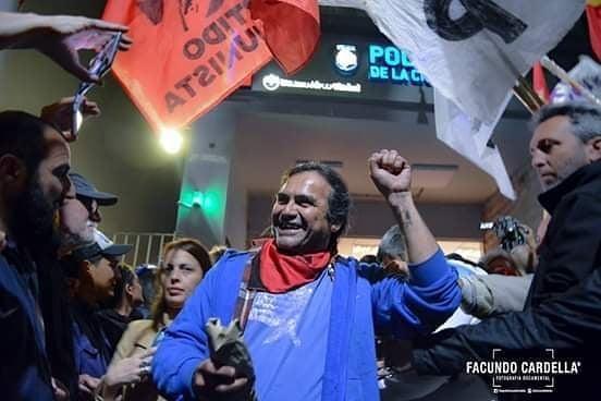 HLVS camarada Adrián Vidal