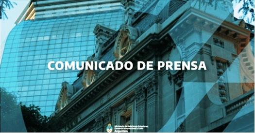 Caso Molares: Gestiones del Gobierno argentino