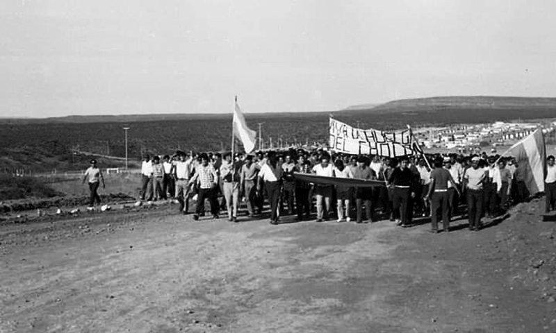 """A 51 años de la histórica huelga de """"El Chocón"""""""