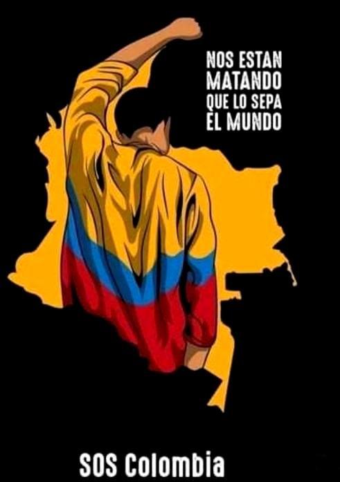 S.O.S. Colombia: ¡Nos están matando!