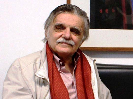 HLVS compañero Horacio González