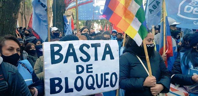 Elimina el Bloqueo – Cuba no está sola